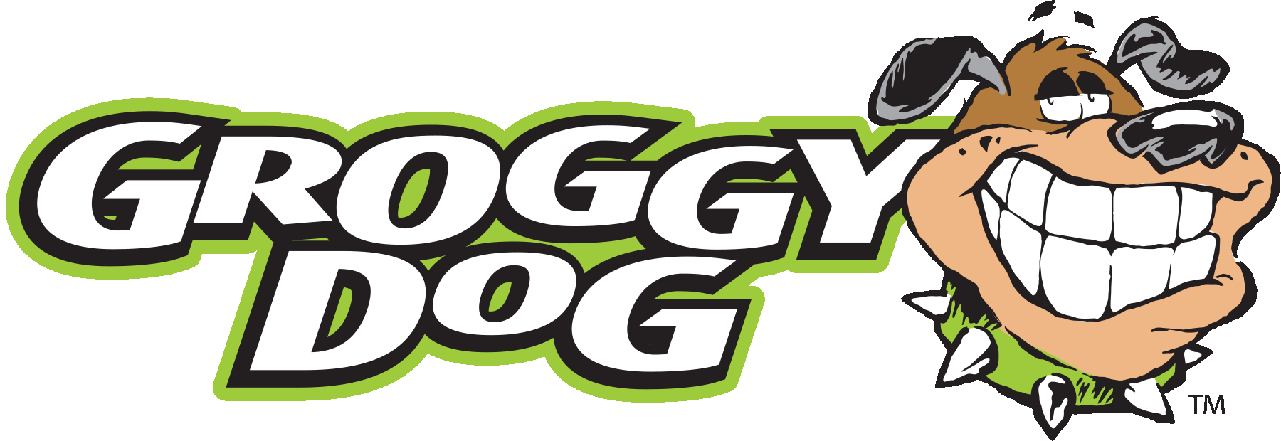 Groggy Dog Promotional Products Logo
