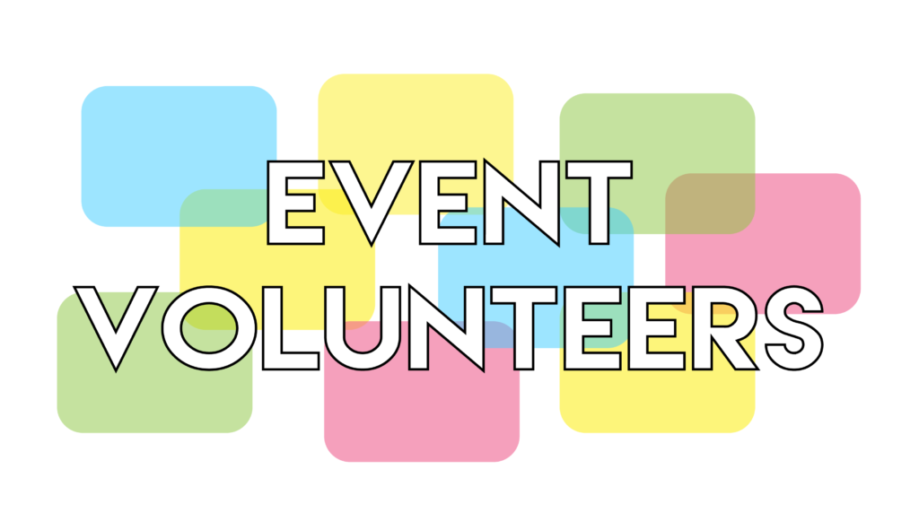 Community Events-Event Volunteers