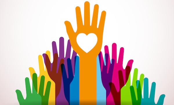 Fundraising Hands
